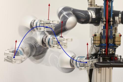Intelligent Control Systems Group | Autonomous Motion - Max Planck